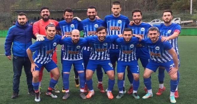 Kalkanderespor-Fındıklıspor 3 -0