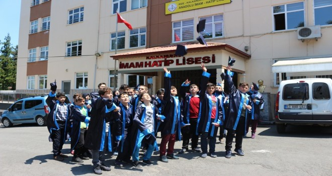 Kalkandere Anadolu İmam Hatip OrtaokuluMezuniyet Töreni