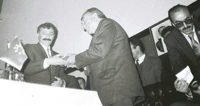 MHP Rize Eski İl Başkanı Haydar DIŞ Vefat Etti