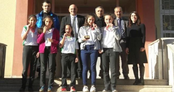 Kalkandere İlk /Orta Okulunun Atletizm Başarısı