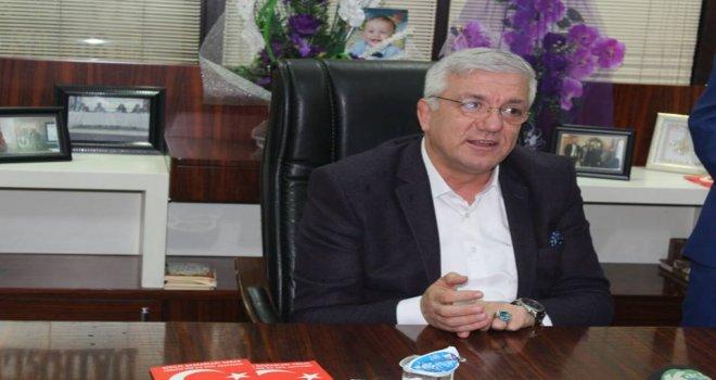 FİKR-İ Asım Derneği Başkanı Hasan Türksel