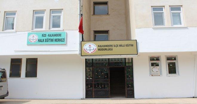 Kalkandere Milli Eğitim Yeni Yerine Taşındı