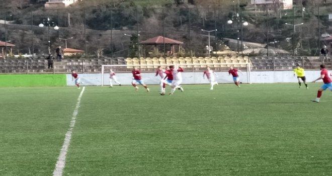Kalkanderespor 0- 2 Trabzon Faroz Yalıspor