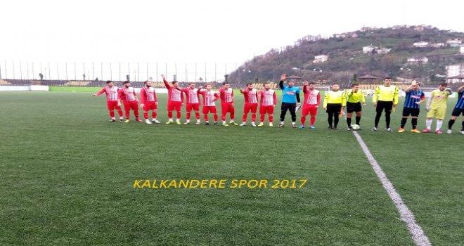 Kalkanderespor-Araklı 1961 spor 0-1