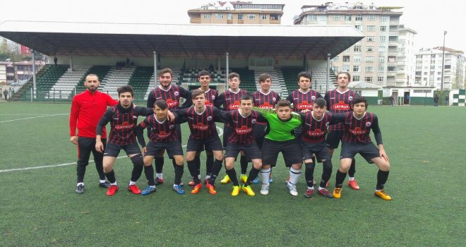 Kalkanderespor U19 Deplasmanda Mağlup