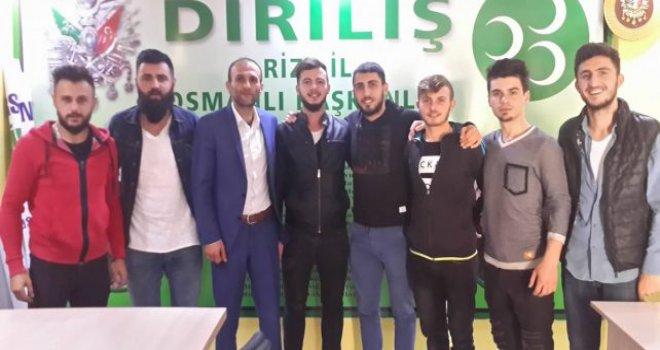 Kalkanderespor Hasan Kansızoğlu Başkanlığa Aday
