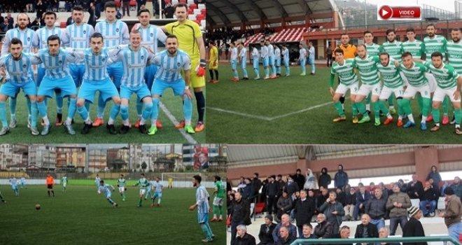 Kendirlispor Finale Göz Kırptı -2-0