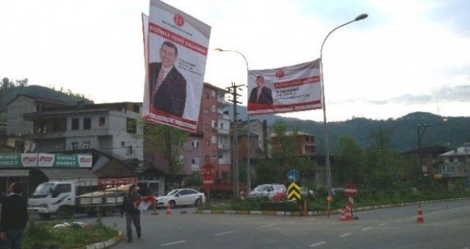 MHP Salarha'da Gövde Gösterisine Hazırlanıyor
