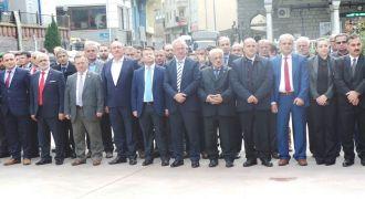 Cumhuriyet Bayramı Çelenk Sunma Töreni