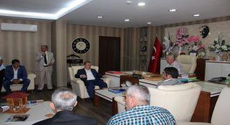 Kalkandere Belediye Başkanı Bayram Ziyaretleri
