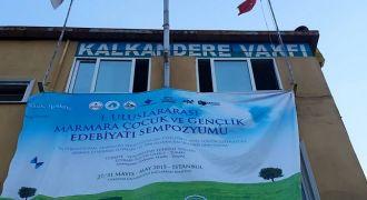 1. Uluslararsı Marmara Çocuk ve Gençlik Edebiyatı
