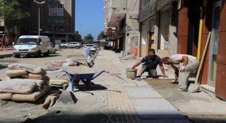 4 Farklı Noktada Sokak Yenileme Çalışmaları