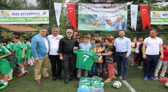 8. Çay ve Yaz Sporları Festivali Başladı