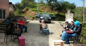Ak Parti Kadın Kolları Köy Ziyaretleri