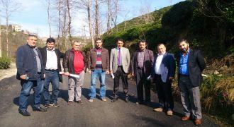 AK Parti Kalkandere Teşkilatı Köylerde