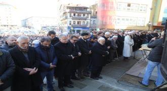 AK Parti Rize İl Başkanı Avcı'nın Acı Günü