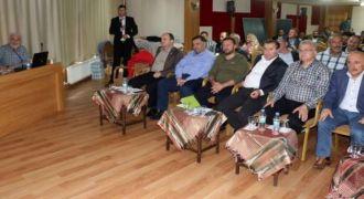 AK Partiden Rize'de Yerel Yönetimler Şurası