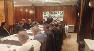 Ankara Kalkandereliler Derneği Etkinliği