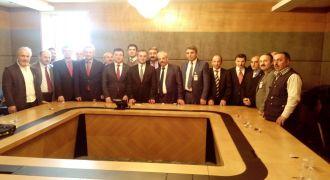 Ankara Kalkandereliler Derneği Ziyareti
