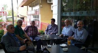 Ankara Kalkandereliler Derneği ziyaretleri