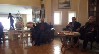 Ankara Rizeliler Derneği Ziyaretleri