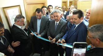 Ankara Rizeliler Derneği Açılışı