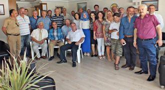 Ankara Rizeliler Derneği Bayramlaşma Töreni