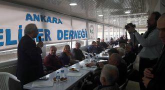 Ankara Rizeliler Derneği Kongresı