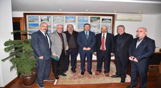 Ankara Rizeliler Derneği Ziyareti