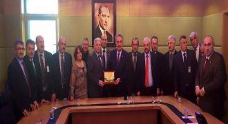Ankara Rizeliler Derneğinin Ziyaretleri