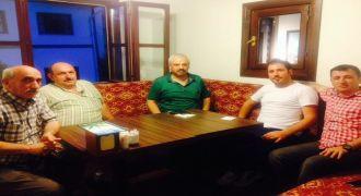 Ankara Rizespor Yönetimi Toplandı