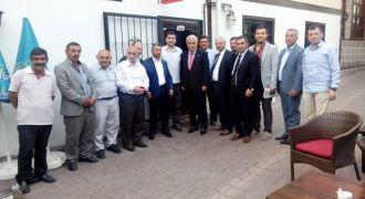 Ankara Rizespor'a Milletvekili Adayları Ziyareti
