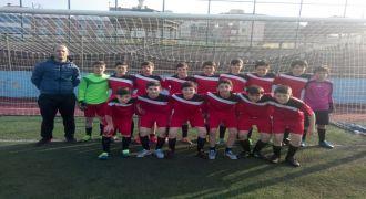 Atatürk Okulu Futbol Takımı Tur Atladı