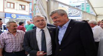 Bakan İpek'ten Rize'ye Bayram Ziyareti