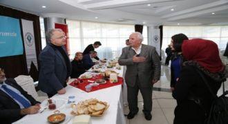 Başkan Rize'deki Yerel Sanatçılarla Buluştu.