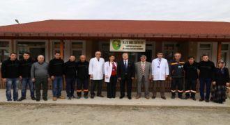 Başkan Kasap, Veteriner İşleri Çalışmaları