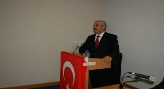 Başkandan Kalkanderespor'a Tebrik Mesaji