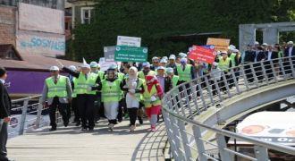 Belediye Halk Elele Temiz Çevre İçin