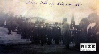 Yönleriyle Mustafa Kemal Atatürk Ve Rize