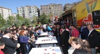 Çaykur'dan Kaçak Çaya Karşı Diyarbakır Çıkarması
