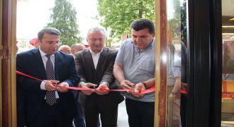 Dergah Pastanesi Kalkandere Şübesi Açıldı