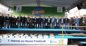 Esenler Belediyesi 7 Hamsi ve Horon Festivali