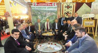 Feshane Rize Günleri '2 günü Kalkandere standı