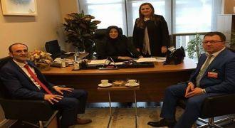 Fikr-i Asım Rize İl Başkanliği Ziyaretleri