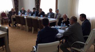 Kalkandere'de İlçe Müftüleri Toplantısı