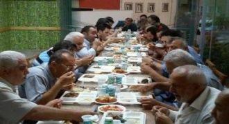 İş Adamlarımızdan İftar Yemeği