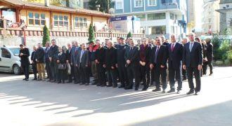 Kalkandere 24 Kasım Öğretmenler Günü Kutlandı