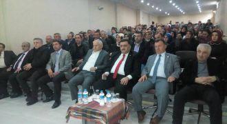 Kalkandere AK Parti İlçe Başkanlığı Toplantısı