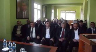 Kalkandere Ak Parti İlçe Danışma Toplantısı