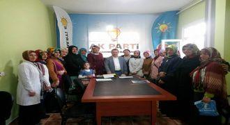 Kalkandere Ak Parti Kadın Kolları Toplantısı
